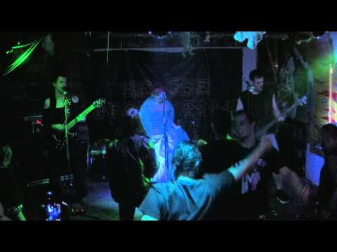 HEiSSE PROjEKTiLE - Das himmelbaue Satinkleid (live)