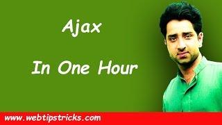 Learn-Ajax-In-One-Hour-In-Urdu/Hindi