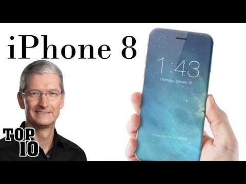 Top 10 iPhone 8 Rumors You Need To Know