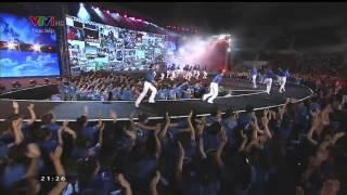 Liên khúc: Lên Đàng - Nối vòng tay lớn - Phương Vy, Thảo Trang | Tự Hào Tổ Quốc Tôi