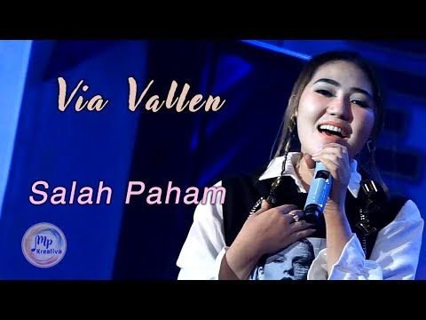 , title : 'Via Vallen - Salah Paham [Official]'