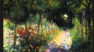 Woman at the Garden (Renoir)