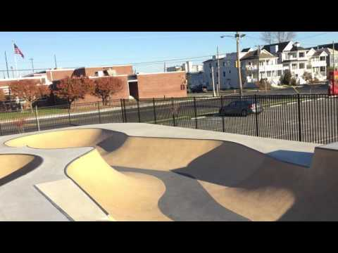 Ocean City, New Jersey - Skatepark