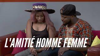 L' AMITIÉ HOMME FEMME N'EXISTE PAS ..
