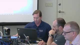 TFD at CLUS 2016 Glue Networks Gluware Control and Lab Demo