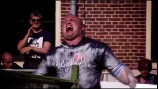STAGE 3 - Holland Strongman Champions League Trailer 2015