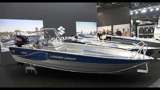 Linder 440 boat knife
