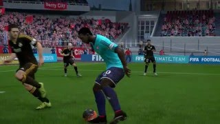 These Are The Songs | FIFA 16 | Online Goals & Skills Compilation | HD