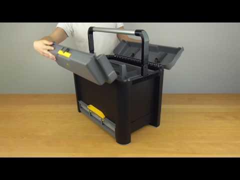 Allit McPlus Alu 26, D26, RD26 Werkzeugkoffer Tool box