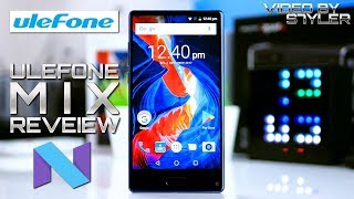 Ulefone Mix   Full Review   Everything that you need to know!