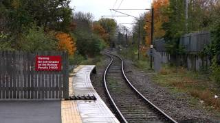 preview picture of video 'St Albans Abbey Station (17/11/12) Part 1 Of 3'
