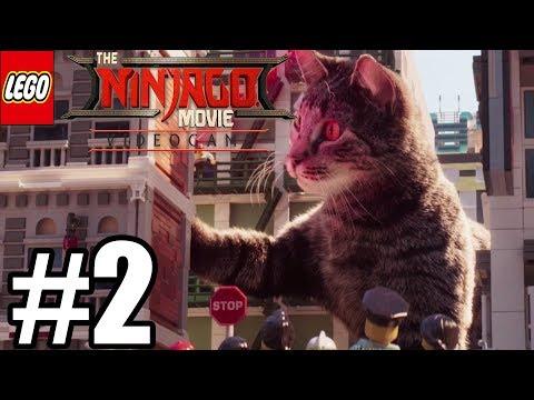 The LEGO Movie Videogame Walkthrough - LEGO Ninjago Movie ...