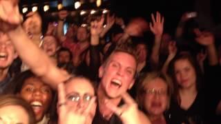 Crowd Cam   Europe Tour 2014 Stockholm, SE