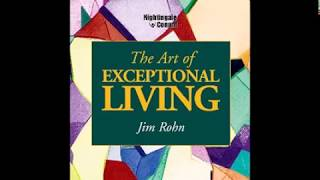 The Art of Exceptional Living Audiobook