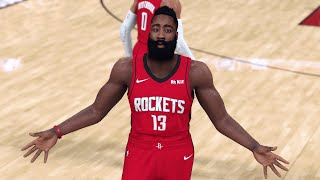 NBA 2K20 - Milwaukee Bucks vs. Houston Rockets - Full Gameplay