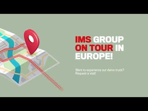Video bij: Slimmer transport met IMS Group