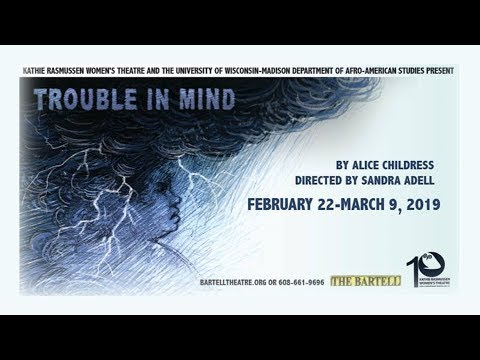 "Music and Sound Design for the play ""Trouble In Mind."""