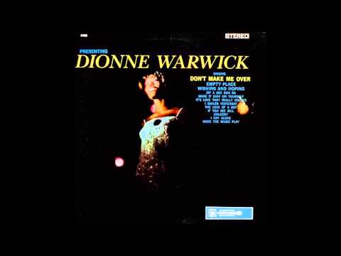 Dionne Warwick - This Empty Place