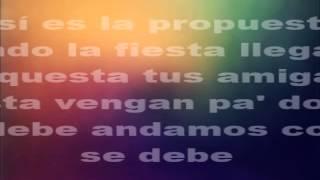 Mc Davo Ft Smok- La Propuesta (letra)