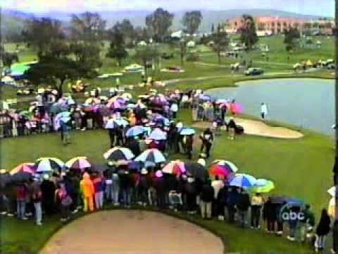 1997 Mercedes Championships golf – Sunday broadcast edited – Tom Lehman vs Tiger Woods