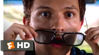 Spider Man: Far From Home (2019)   Peter's Drone Strike Scene (210) | Movieclips