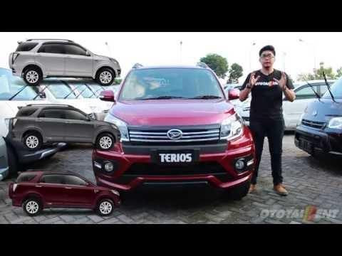 Daihatsu New Terios R Adventure 2015 Indonesia : Review, Spesifikasi dan Harga - Ototaiment