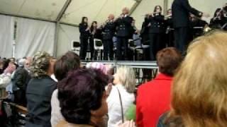 preview picture of video 'Fiestas de San Juan Evangelista 2010, Huete -Cuenca-. Bis del concierto. Pasodoble La Dolores.'