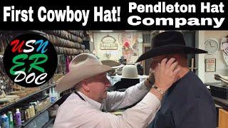 First Cowboy Hat - Pendleton Hat Company