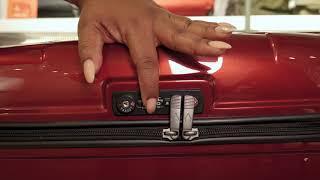 Antler - How to set your TSA lock 1
