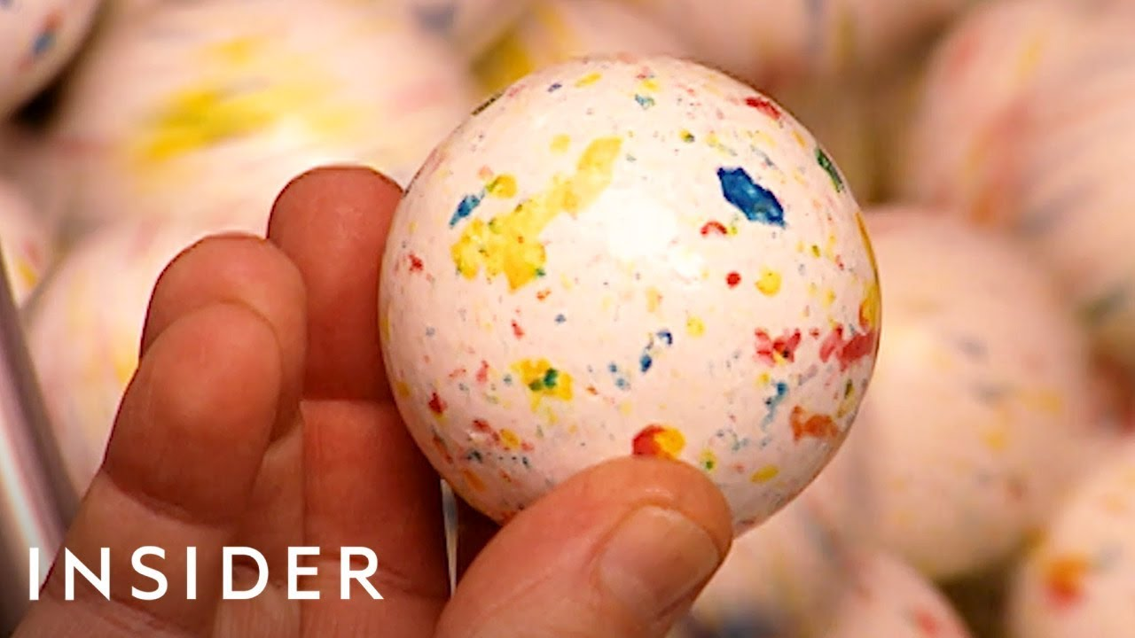 How Jawbreakers Are Made Фото 3