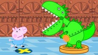 Peppa Pig Français | Dinosaures! | Dessin Animé Pour Enfant | Compilation
