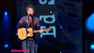 [HD] Ed Sheeran - The City - live at iTunes Festival (8th July 2010)