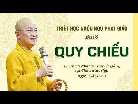 Quy chiếu l Triết học ngôn ngữ Phật giáo