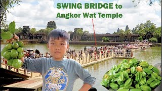 Siem Reap Angkor Tourism of Cambodia in Asia   Travel from Siem Reap Province to Phnom Penh city