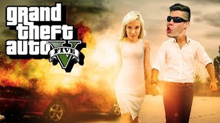 Exploding All Over - GTA 5 Funny Moments