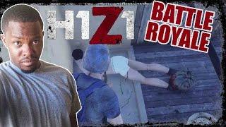 MAV HARMONY AND GUNFIGHTS!!- H1Z1 Battle Royale Gameplay | H1Z1 Team BR