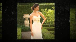 Casablanca Bridal 2046 Wedding Dress