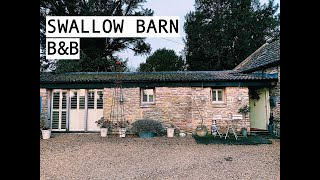 STRIPD TRAVELS: SWALLOW BARN B&B, FROME