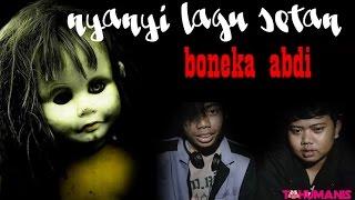 Nyobain Nyanyi Lagu Pemanggil Hantu Di Film Danur Boneka Abdi Paranormal Experience
