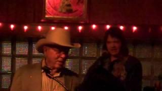 Charlie Louvin - Cash on the Barrelhead @ Cinema Bar 2/6/09
