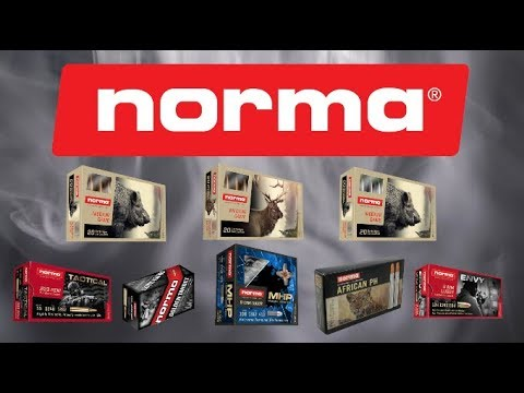 Norma Ammunition's This Is New Norma!