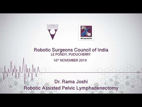 Robotic Assisted Pelvic Lymphadenectomy