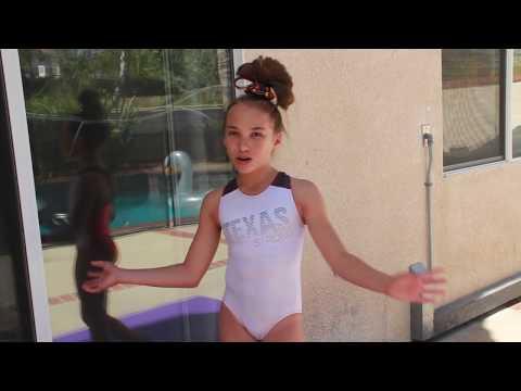 Gymnastics:  Back Kickover Tutorial