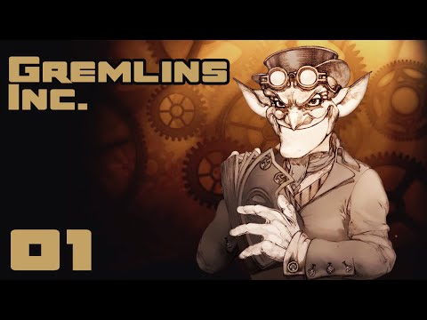 No! My Money! - Let's Play Gremlins Inc Multiplayer [Early Access] - Part 1 [Gameplay & Impressions]