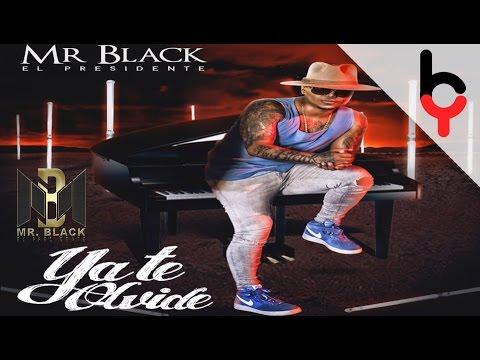Letra La Falla Mr Black