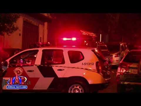 Jovem é preso acusado pelo assassinato de sargento em Barretos - Jornal da Clube (04/04/2018)
