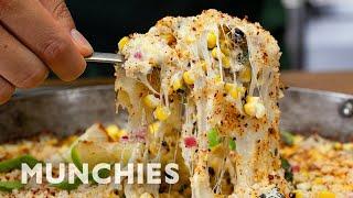 How To Make Korean Corn Cheese