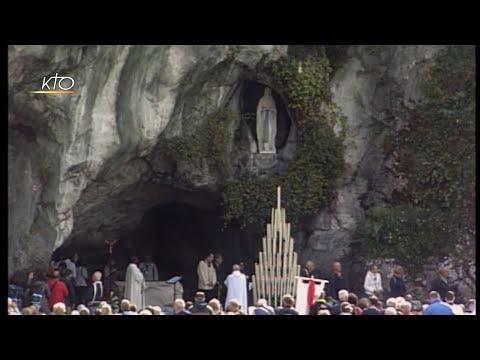 Chapelet à Lourdes du 25 septembre 2019