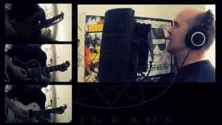 Dissection - Black Dragon - Instrumental and Vocal Cover