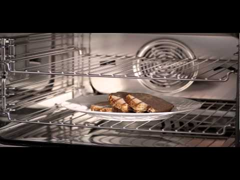 Wolf Steam Combi Oven ICBCSO30TE-S-TH - Stainless Steel Video 1